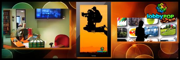 LobbyPOP: Versatile Video Content