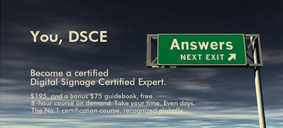 DSCE Course Review
